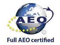 Full AEO certified