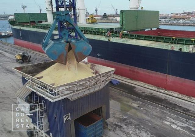 El puerto de Viana do Castelo crece un 19% en el movimiento de mercancías hasta septiembre