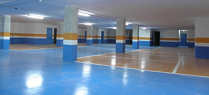 Garajes Rosalía de Castro