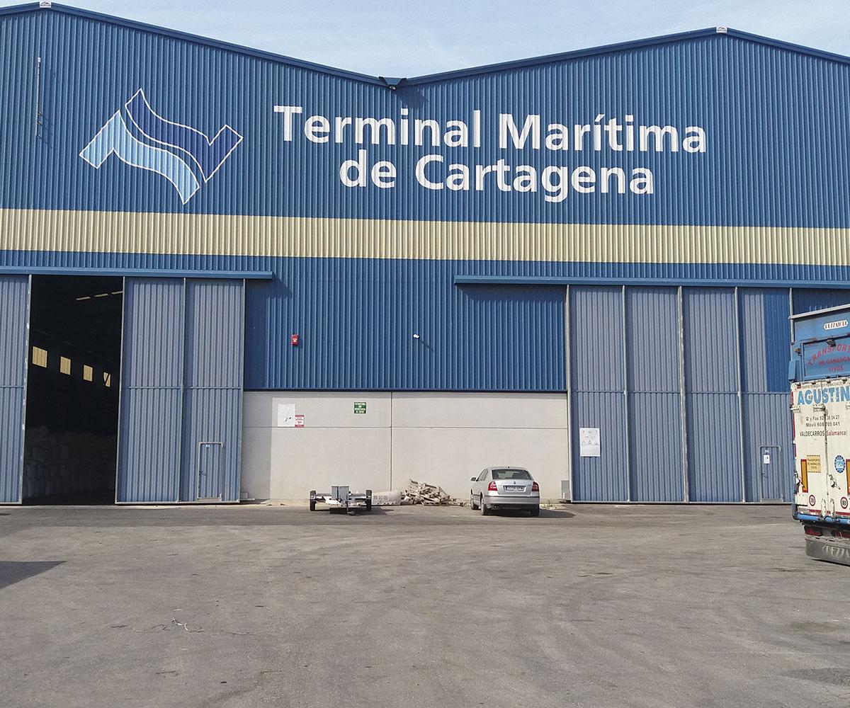 GrupoNogar Terminal Cartagena