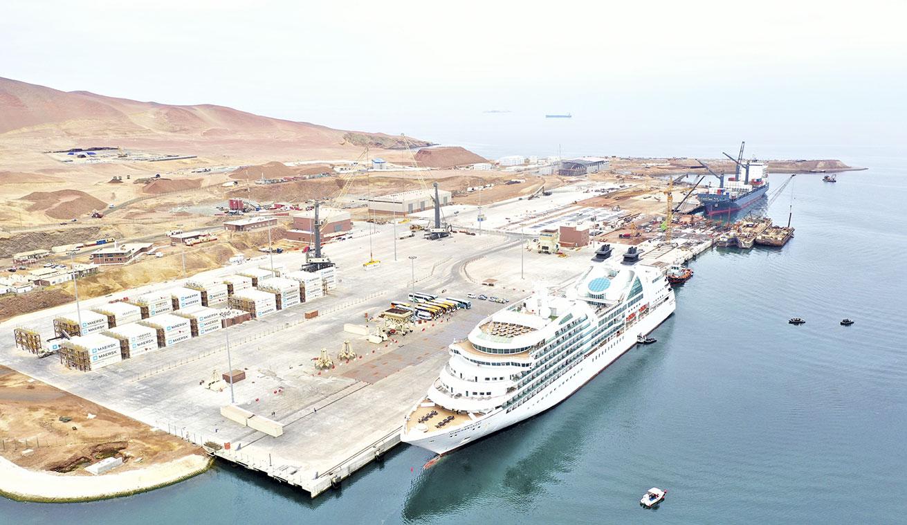 GrupoNogar Terminal Paracas